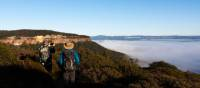 High above the clouds in the Kanimbla Valley   Joe Kennedy