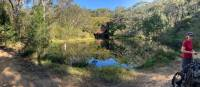 Enjoying an idyllic swimming hole in the Blue Mountains | Michael Buggy