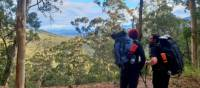 Walking into the Kedumba Valley | Millie Malfroy