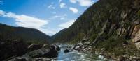 Pass through the magnificent steep gorges and amazing granite formations of the Snowy River