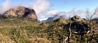 The Warrumbungle Ranges offers spectacular walking opportunities | Sue Badyari