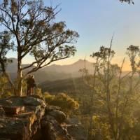Enjoy incredible walks through the Australian bush in the Warrumbungle Ranges | Sue Badyari
