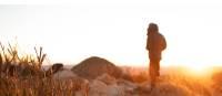 Sunrise walk on Mt Sonder   #cathyfinchphotography