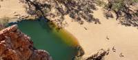 Ormiston Gorge offers swimming opportunities | #cathyfinchphotography