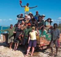 Arnhem Land Marine Rescue Community Project, Northern Territory. (This image may contain Aboriginal or Torres Straight Islander people who are deceased) |  <i>Steve Trudgeon</i>