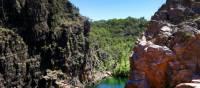 Picturesque Barramundi Falls in Kakadu National Park | Anthony Gordon