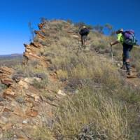 Ascending Euro ridge   Andrew Bain