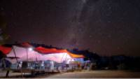 The stars of the desert sky are a stunning backdrop to our unique Semi-Permanent Campsites |  <i>Graham Michael Freeman</i>