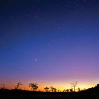 First light over the Heavitree Range on the Larapinta Trail   Graham Michael Freeman