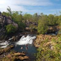 Spend the afternoon relaxing at Bibblecombe Cascades | Larissa Duncombe