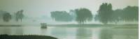 Misty mornings on the Yellow Water Cruise |  <i>Peter Walton</i>