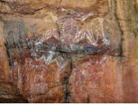 Indigenous Rock Art in Kakadu |  <i>Peter Walton</i>