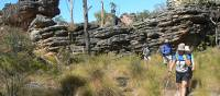 Walking on the Nourlangie Massif in Kakadu | Steve Trudgeon