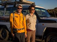 Experienced and professional Larapinta Trail guides |  <i>Gavin Yeates</i>