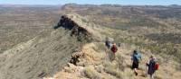 Walking along the beautiful Wallaby Gap   Linda Murden