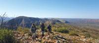 Vast landscapes trekking the Larapinta Trail   Linda Murden