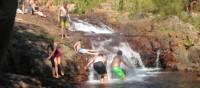 Family fun in the Top End waterholes | Kate Baker
