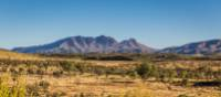 The spectacular Mount Sonder on the Larapinta Trail | Gavin Yeates