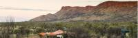 The Larapinta campsites enjoy splendid isolation, nestled amongst the West MacDonnell Ranges |  <i>Caroline Crick</i>