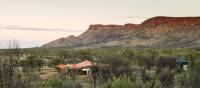The Larapinta campsites enjoy splendid isolation, nestled amongst the West MacDonnell Ranges | Caroline Crick