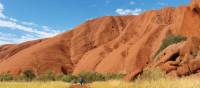 Base tour of Uluru | Ayla Rowe