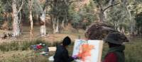 Unleash your inner artist on this art expedition
