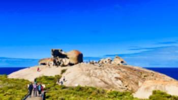 Remarkable Rocks | Di Westaway