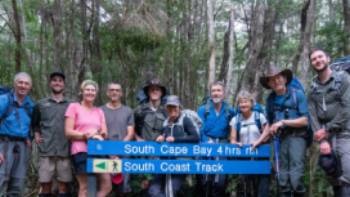 Tasmania's South Coast Track is one of Australia's most epic bushwalks | John Dalton