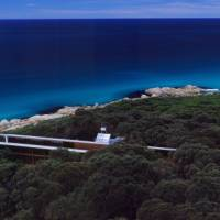 Stay at the Bay of Fires Lodge