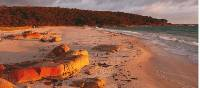 The Bay of Fires in Tasmania's northeast | Steve Trudgeon