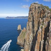 Cape Hauy with Cape Pillar beyond | Andrew Bain