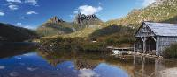 The iconic Cradle Mountain and boat shed at Dove Lake   Adrianne Yzerman