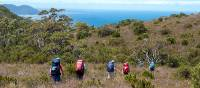 Trek from Granite Beach to South Cape Rivulet | Jon Herring