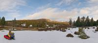 Winter in the World Heritage sub-alpine wilderness | Aran Price