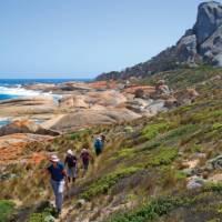 Spectacular coastal walking on Flinders Island | Andrew Bain
