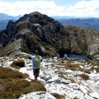 Views from Frenchman's Cap | Michele Eckersley