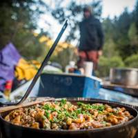 Expect delicious dinners on the Franklin with us | Glenn Walker