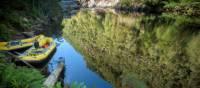 Rafts and reflections on Tasmania's Franklin River | Glenn Walker