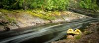 Rafts on the Franklin River | Glenn Walker