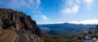 Stunning views from the top of Ben Lomond | Tourism Tasmania and Rob Burnett