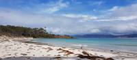 Enjoy a walk along Maria Island's Four Mile Beach   Shelby Pinkerton