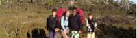 Family enjoying a walk in Cradle Mountain National Park |  <i>Sue Badyari</i>