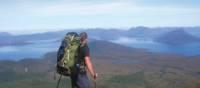 Guide on Mt Anne, Tasmania   Nick Scharm