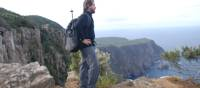 The Tasman Peninsula has some of the highest sea-cliffs in Australia | Chris Buykx