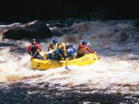 Rafting Franklin River |  <i>Louise Southerden</i>