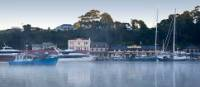 The picturesque Strahan harbor | Peter Walton