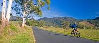 Cycling through the Tasmanian countryside near St Helens   Andrew Bain