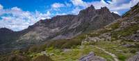 Trekking along the spectacular landscape of the Overland track | Mark Whitelock