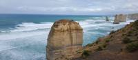 Exploring the stunning coastal scenery on the Twelve Apostles Walk | Linda Murden