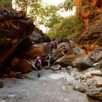 Exploring remote gorges of the Bungle Bungles | Holly Van De Beek